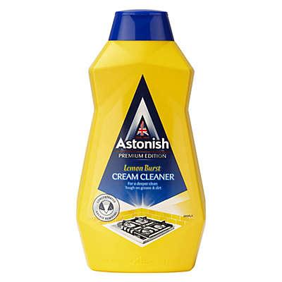 Astonish 16.9 oz. Lemon Burst Cream Cleaner