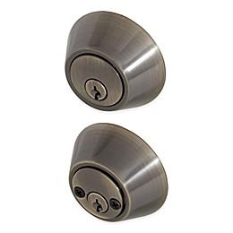 Honeywell Double Cylinder Deadbolt Door Lock