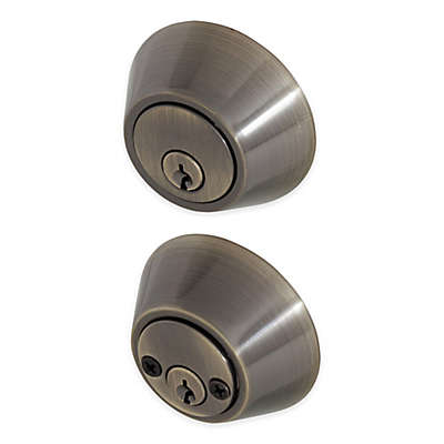 Honeywell Double Cylinder Deadbolt Door Lock