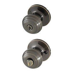 Honeywell Classic Entry Door Knob
