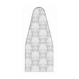 Laura Ashley® Ironing Board Cover in White/Grey