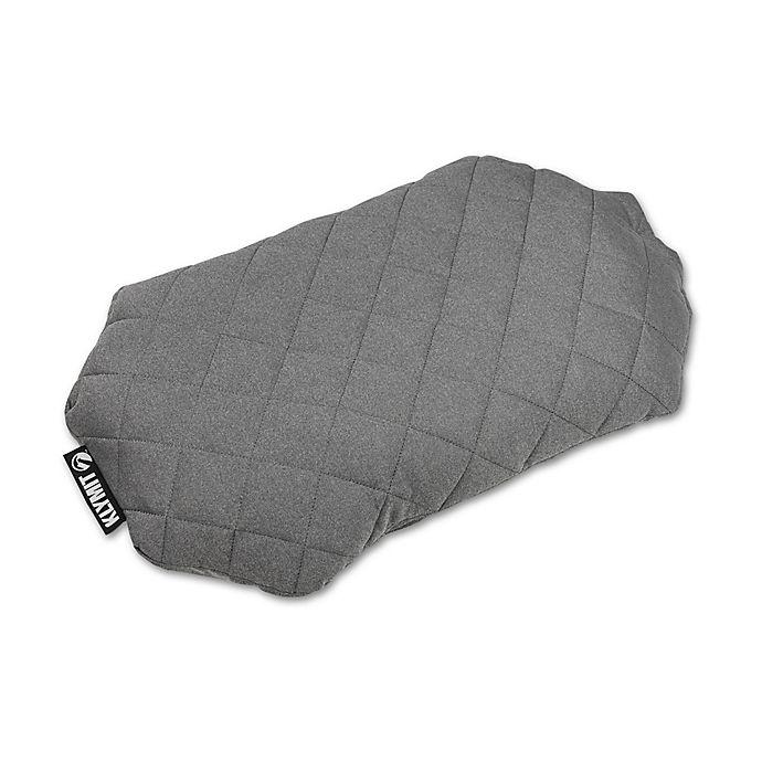 Klymit Luxe Pillow In Grey Bed Bath Amp Beyond