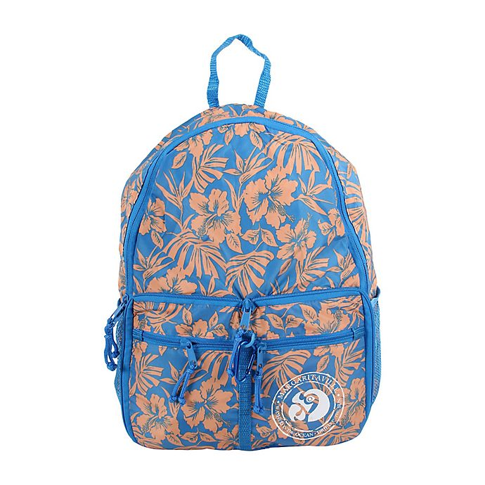 Alternate image 1 for Margaritaville® Convertible Backpack in Tropical Hibiscus