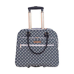 Jenni Chan Aria Stars Wheeled Tote Collection