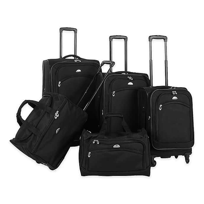 c8e98ea53 ... American Flyer South West 5-Piece Luggage Set. Add to Idea Board. View  a larger version of this product image