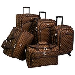 American Flyer Madrid 5-Piece Luggage Set