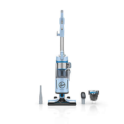 Hoover® REACT™ QuickLift™ Upright Vacuum in Blue