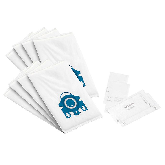 Alternate image 1 for Miele AirClean 3D Efficiency Type GN Bags Value Pack