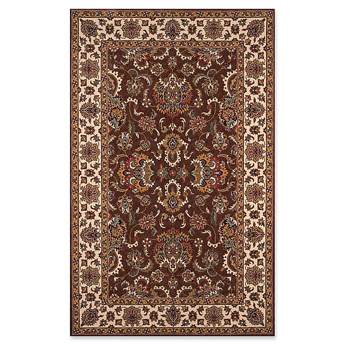 Alternate image 1 for Momeni Persian Garden 5' x 8' Area Rug in Cocoa