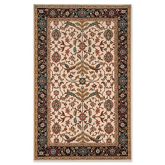 Alternate image 1 for Momeni Persian Garden Loomed 9'6 x 13' Area Rug in Charcoal