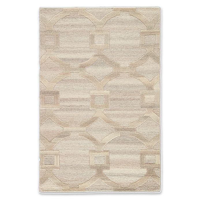Alternate image 1 for Jaipur Regency 8' x 10' Hand Tufted Area Rug in Grey/Cream