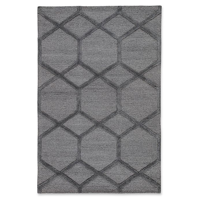 Alternate image 1 for Jaipur Cleveland 8' x 11' Hand Tufted Area Rug in Grey