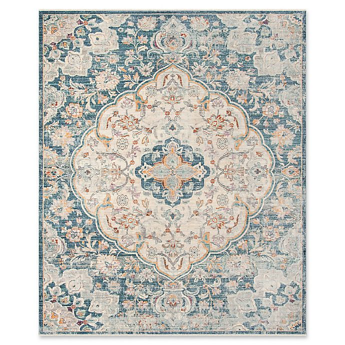 Alternate image 1 for Safavieh Illusion 9' x 12' Morlaix Rug in Cream