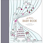 Chronicle Books  Le Petit Baby Book  in Blue