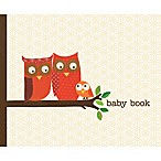 Chronicle Books  Petit Collage Baby Book  in Cream
