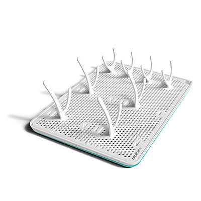 Nanobebe Compact Drying Rack in Teal