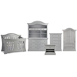 Baby Appleseed® Palisade Nursery Furniture Collection in Moon Grey