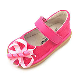 Mooshu™ Trainers Harlow Butterfly Mary Jane in Hot Pink
