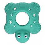 MAM Friends Turtle Natural Rubber Teether in Green