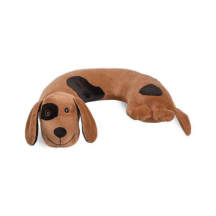 Alternate image 1 for Critter Piller Dog Travel Pillow
