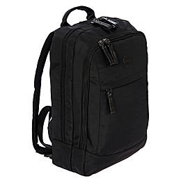 Bric's X-Travel 15.5-Inch Metro Backpack in Black