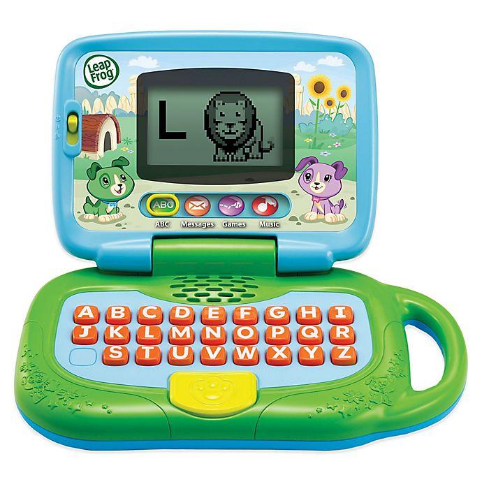 Alternate image 1 for LeapFrog® My Own LeapTop™ Laptop in Green