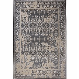Nicole Miller Infinity Distressed Area Rug