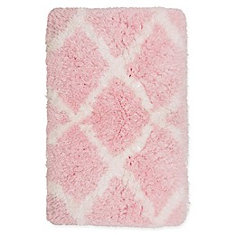 Casey Diamond by Nicole Miller Shag Area Rug