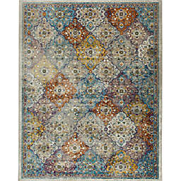 Parlin by Nicole Miller Patchwork Area Rug