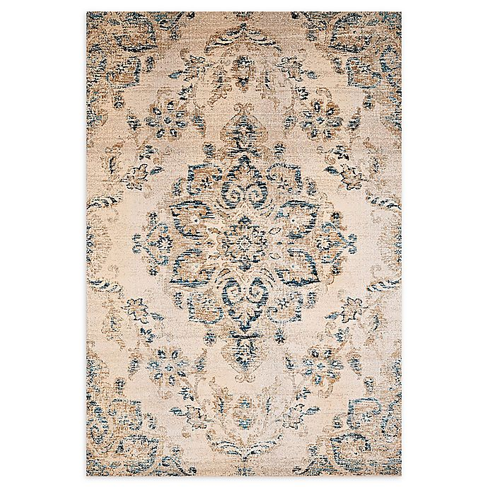 Alternate image 1 for United Weavers Jules Jubilee 2' x 4' Accent Rug in Parchment