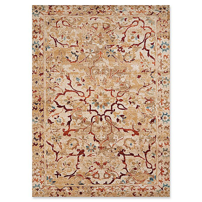 Alternate image 1 for United Weavers Bridges Villa Bella 9' x 12' Area Rug in Taupe