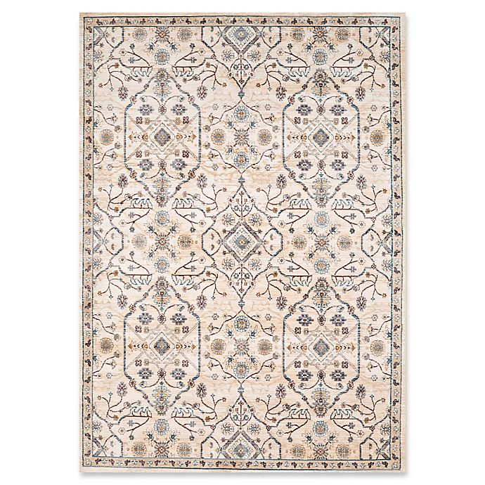 Alternate image 1 for United Weavers Twelve Oaks Avondale 1'10 x 3' Accent Rug in Bone