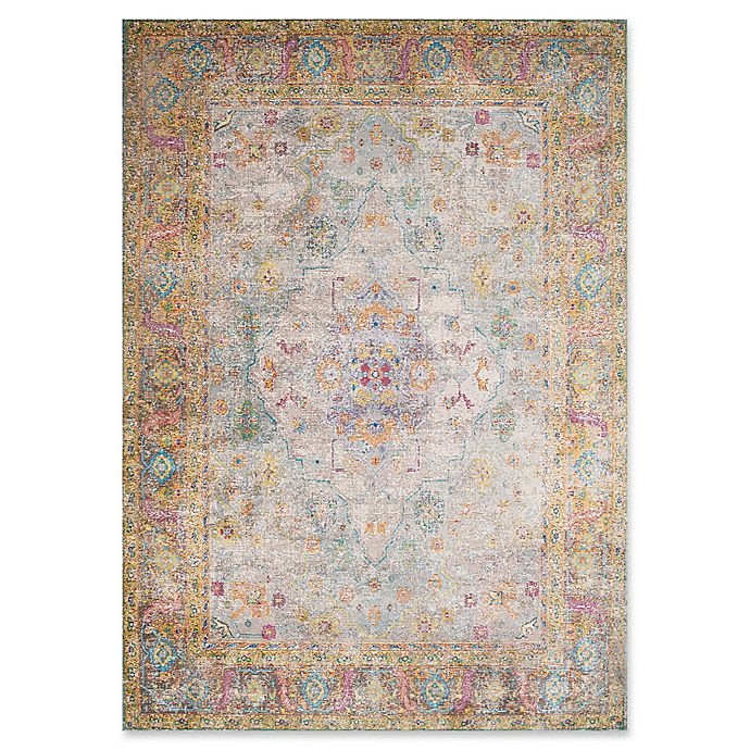 Alternate image 1 for United Weavers Rhapsody Bromley Tufted 5' x 8' Area Rug in Natural