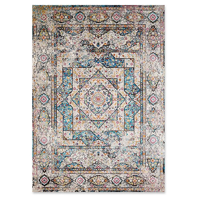 Alternate image 1 for United Weavers Rhapsody Acton 1'10 x 3' Multicolor Accent Rug