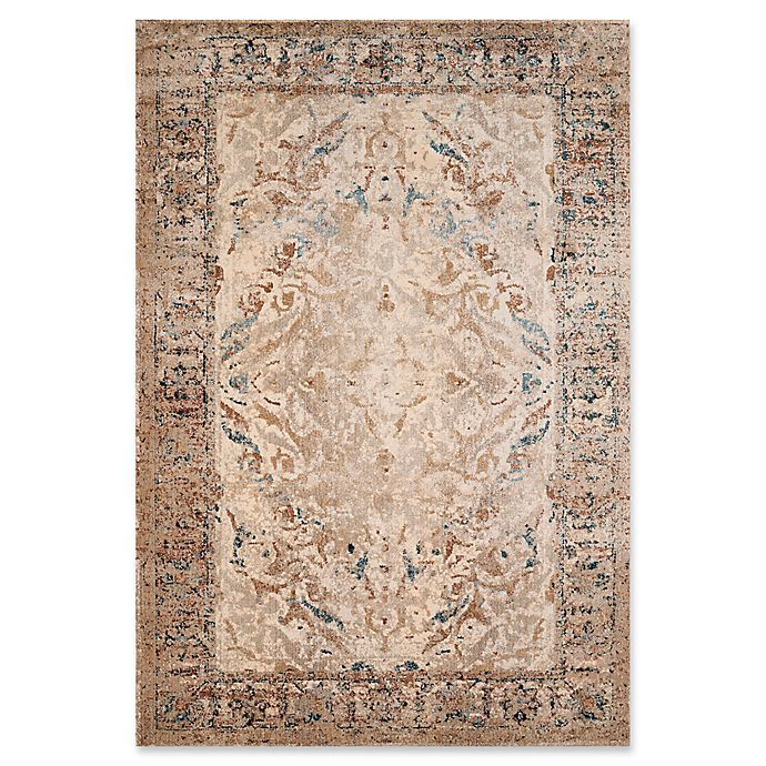 Alternate image 1 for United Weavers Jules Jasper 1'10 x 3' Accent Rug in Taupe
