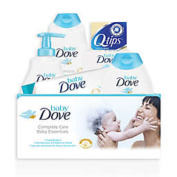 Baby Dove 6-Piece Complete Care Bath Time Essentials Gift Set