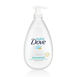 Baby Dove 20 oz. Nourishing Baby Lotion in Sensitive Moisture