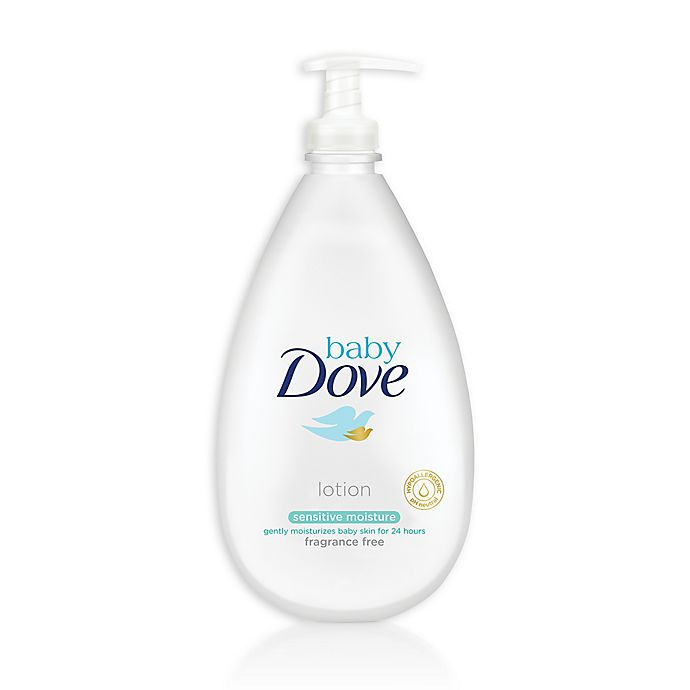 Baby Dove 20 Oz Nourishing Baby Lotion In Sensitive Moisture Bed Bath Beyond