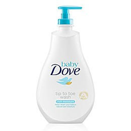 Baby Dove 20 oz. Tip to Toe Wash in Rich Moisture