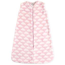 Hudson Baby® Plush Sleeping Bag in Baby Pink