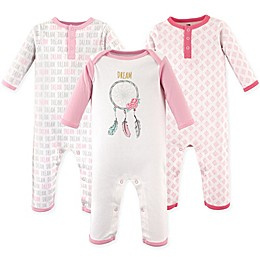 Hudson Baby® 3-Pack Dream Union Suits