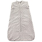Hudson Baby® Size 0-6M Dotted Plush Sleeping Bag in Grey