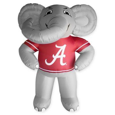 University Of Alabama 7 Foot Inflatable Mascot Bed Bath