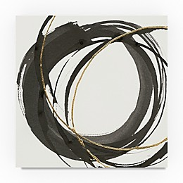 Trademark Fine Art Gilded Enso I Canvas Wall Art