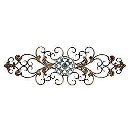 Stratton Home Decor Traditional Scroll Wall Sculpture