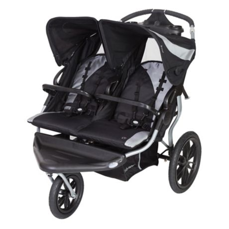 Baby Trend® Navigator Lite Double Jogging Stroller ...