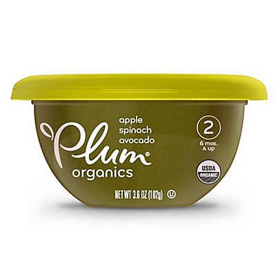 Plum Organics® 3.6 oz. Apple, Spinach & Avocado Baby Bowl