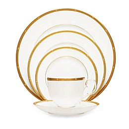 Noritake® Rochelle Gold Dinnerware Collection
