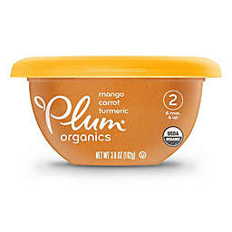 Plum Organics® 3.6 oz. Mango, Carrot & Turmeric Baby Bowl
