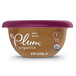 Plum Organics® 3.6 oz. Pear & Prune Baby Bowl